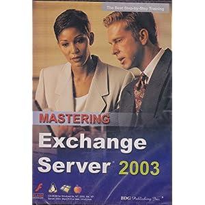 BDG PUBLISHING Mastering Exchange Server 2003 ( Windows/Macintosh )