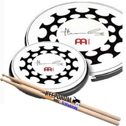 "Meinl MPP-6-TL Thomas Lang + 5A Drumsticks GRATIS! ++++Übungspad 6"" Practice Pad"