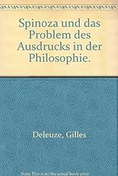 Spinoza und das Problem des Ausdrucks in der Philosophie