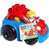 Mega Bloks First Builders Ricky Race Car