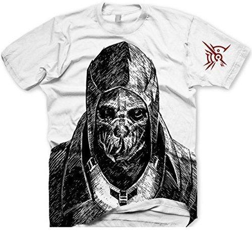 Dishonored -  T-shirt - Uomo bianco Large