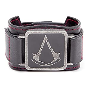 Assassin's Creed Armband Rogue Metall Crest