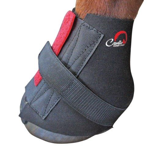 Cavallo Pastern Wraps Gamaschen für Cavallo Simple Boot, 1 Paar - Mit weichem Abschluss am Kronrand, Erhältlich in S, M oder L