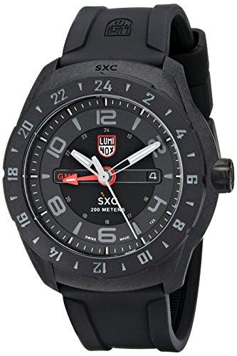 LUMI-NOX 5021.GN – Reloj de pulsera Hombre, Plástico, color Gris