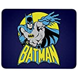 Cadeau pour les fans de Batman Tapis de souris pour typist bureau, tapis de souris confortable de qualité...