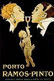 Porto Ramos-Pinto Poster Stampa Artistica di Rene Vincent (24 x 36)