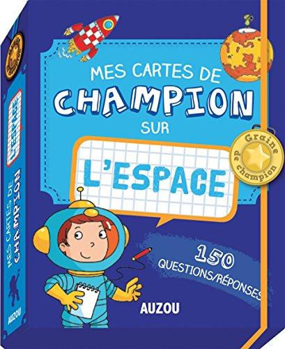 Mes cartes de champion - Lespace