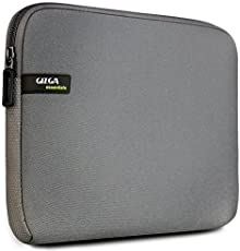 Gizga Essentials Ge-13 13.3-Inch Laptop Sleeve (Grey)