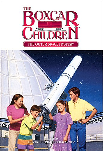 The Outer Space Mystery (Boxcar Children Mysteries, Band 59)