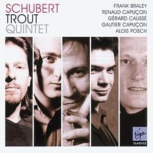 "Schubert : Quintette ""La Truite"""