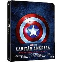 Steelbook Trilogía: Capitán América