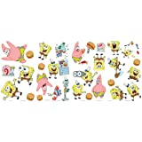 SpongeBob Squarepants Wall Stickers Appliques