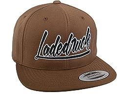 Petrolhead: Ladedruck - Cap für alle Tuning-, Drift-, und Motorsport Fans - Classic Snapback von Flexfit (One Size)