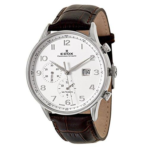 Edox Les Vauberts Automatic Men's Automatic Watch 91001-3-ABN