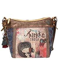 78b40af7f Amazon.es: Anekke - Bolsos bandolera / Bolsos para mujer: Zapatos y ...