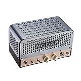 Asdomo LITTLE MONSTER AC Tête d'ampli ampli guitare tout lampe 5W ECC83 (12AX7) EL84 (6BQ5) pour haut-parleur 8Ω / 16Ω avec sac de transport