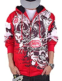 Sweatshirts & Kapuzenpullover Kostüm Winter Drawstring Rider