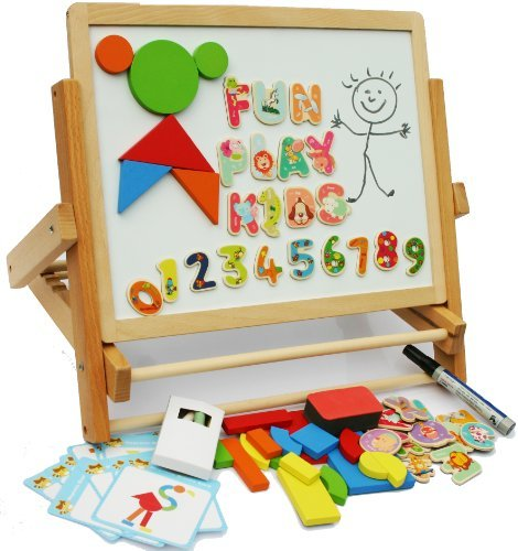toys-of-wood-oxford-holzerne-staffelei-fur-kinder-faltbar-doppelseitigen-magnetplatten-mit-magnetisc