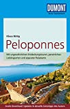 DuMont Reise-Taschenbuch Reiseführer Peloponnes: mit Online-Updates als Gratis-Download