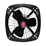 #9: Cromex 230mm Anti Rust Ventilation Exhaust Fan 9 inch (Black)