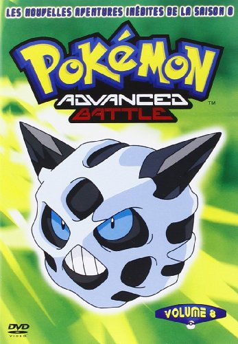 Pokémon, saison 8, vol. 8