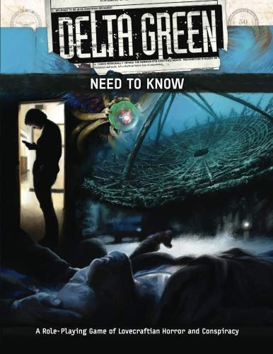 Delta Green: Need to Know (Quick-Start Rulebook)