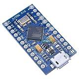 #5: Alcoa Prime 2pcs Leonardo Pro Micro ATmega32U4 8MHz 3.3V Replace ATmega328 Pro Mini Arduino