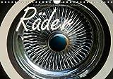 Räder (Wandkalender 2014 DIN A4 quer): sie bewegen (Monatskalender, 14 Seiten)
