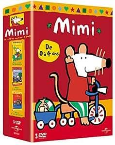 Coffret Mimi : Mimi aime les animaux / Mimi à la ferme / Mimi à toi de jouer