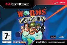 WORMS WORLD PARTY N-GAGE