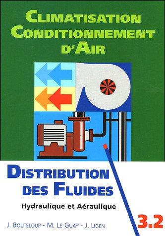 Distribution des fluides : Hydraulique et aéraulique