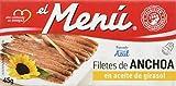 el Menú - Filetas de Anchoa en Aceite de Girasol, 45 g