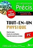 Physique PC - Conforme au programme 2014 - Précis tout-en-un - Cours - Méthode - Exercices