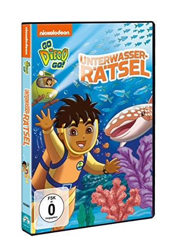 Go, Diego! Go! - Unterwasser-Rätsel