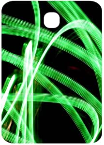 Green Neon Blur Back Cover Case for Samsung Galaxy Note 8 / N8 / N5100