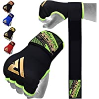 RDX B00C3YAKC4, RDX Boxbandagen Boxen Elastisch Innenhandschuhe MMA Handschuhe Daumenschlaufe