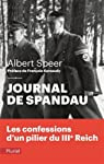 Journal de Spandau par Speer