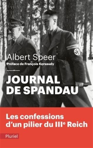 Journal de Spandau par Albert Speer