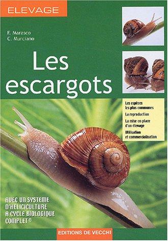 Les escargots par F Marasco