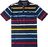 Daniel Hechter Herren Polo-Shirt T-Shirt, Größe: S, Farbe: Multicolor