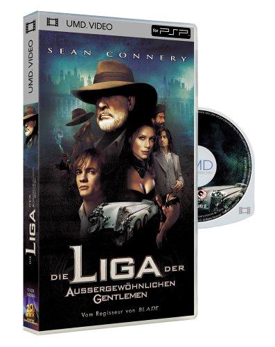 Die Liga der außergewöhnlichen Gentlemen [UMD Universal Media Disc] (Psp-umd)