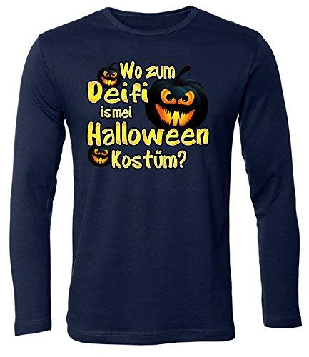 Halloween - Wo zum deifi is mei halloween kostüm! 4432(HL-N) Gr. XXL