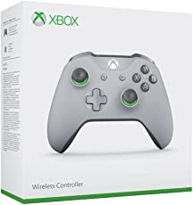 "Xbox Wireless Controller ""Grey and Green"" Special Edition"