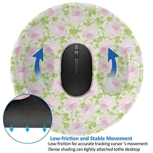 Zoom IMG-1 bblueei round mouse pad classical
