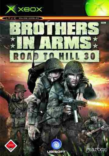Brothers in Arms: Road to Hill 30 (Mario Brothers Zubehör)