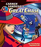 Carmen Sandiego's Great Chase Through Time (Jewel Case) (PC/Mac)