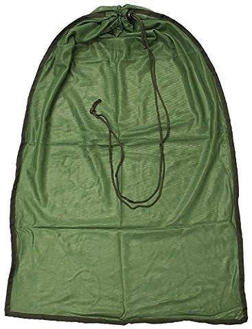 Woodside Extra Large Olive Hunting Shooting Pigeon Decoy Drawstring Storage Bag