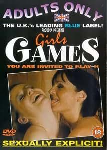 The Sensual Collection: Girl Games [DVD]