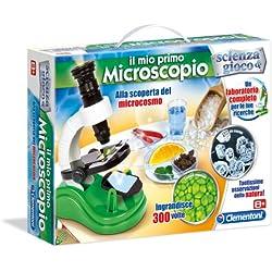 Clementoni 12794 - Il Mio Primo Microscopio