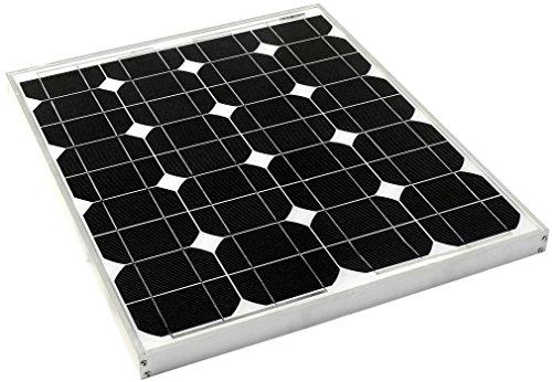 Solar Technologien STP043MA Solarpanel inkl. Kabel, Wp Conntroller 43 Solar Screen Kits